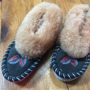 Other - Leather Mocs (Girl)